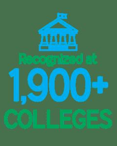 DSST Recognized Colleges